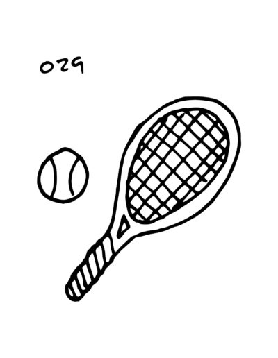 Day 29: Tennis