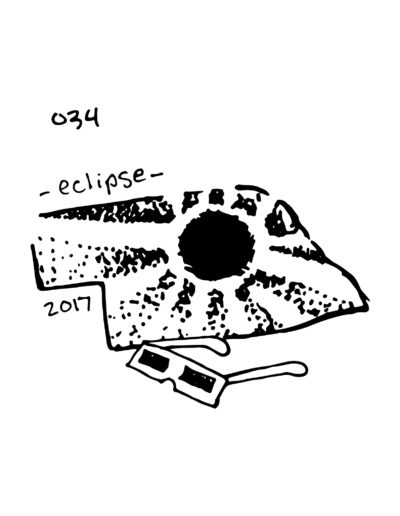 Day 34: Eclipse Day