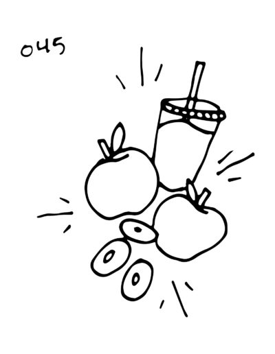 Day 45: Apple Orchard