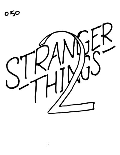 Day 50: Stranger Things Season 2