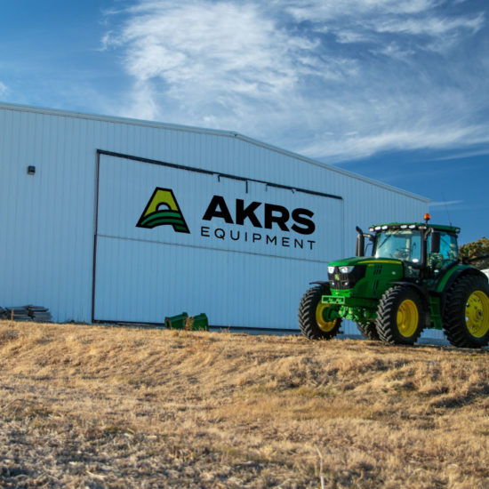 Creating a Brand Identity for a Powerful John Deere Merger