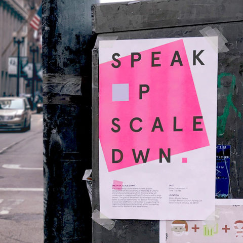 Branding the Meeting Point Between Design Students and Pros