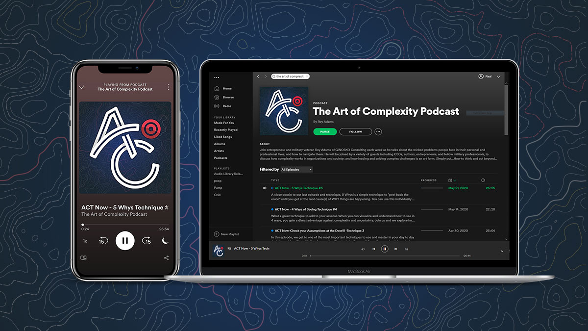 The--Art-Of-Complexity-Paul-Meyer-Co-Graphic-Design-Spotify
